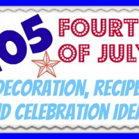 105 fourth of july celebration ideas