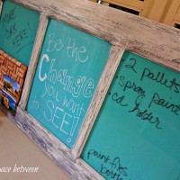 old door {message center}
