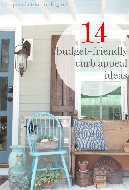 14 curb appeal ideas