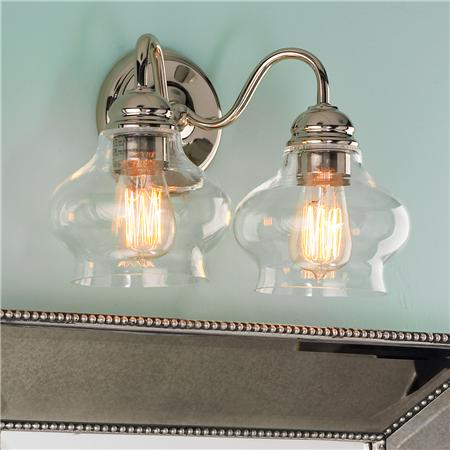 2 light vanity light 6 bulb bathroom light fixture