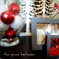 Christmas decor ideas {simple and easy}