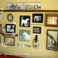how to hang a {gallery wall}