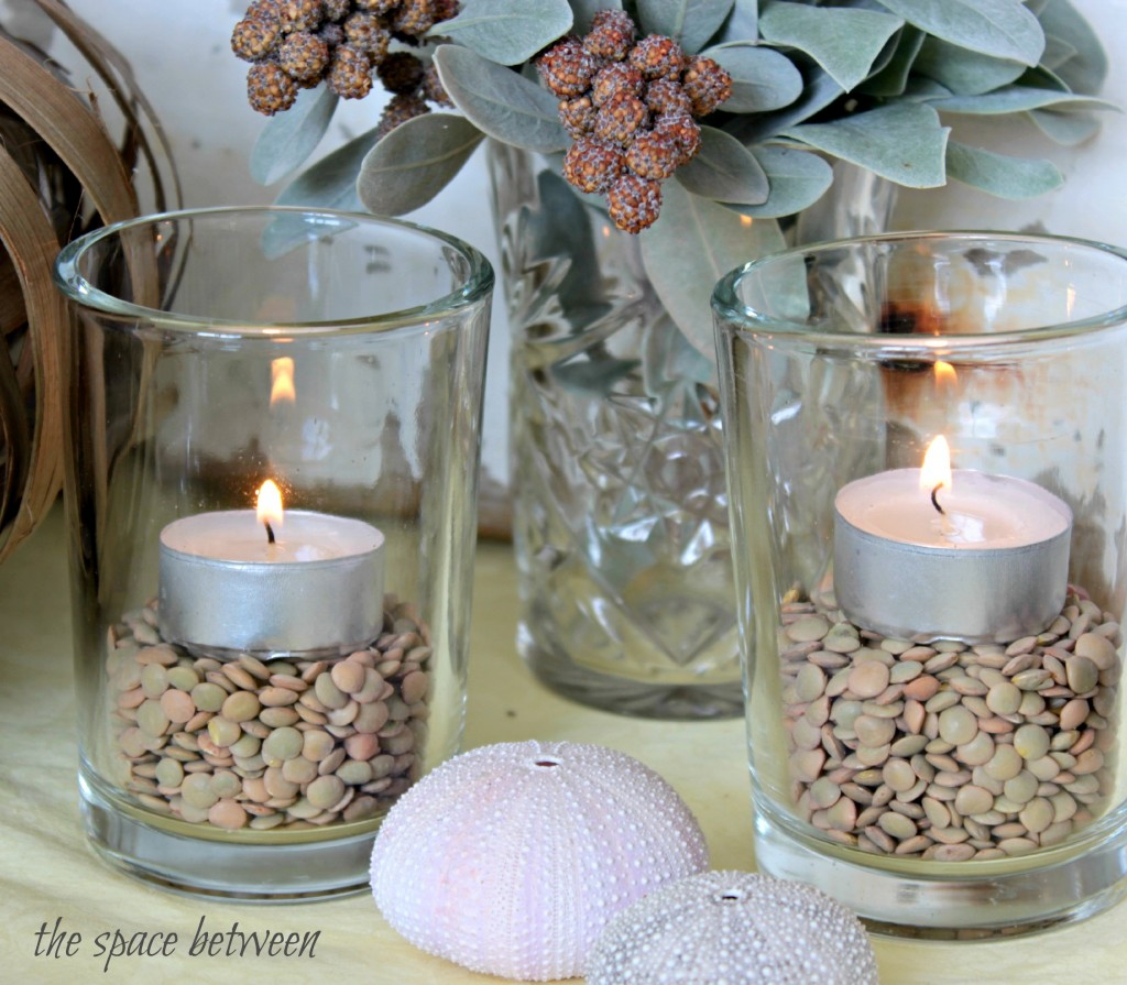 5 fall centerpiece ideas - the space between
