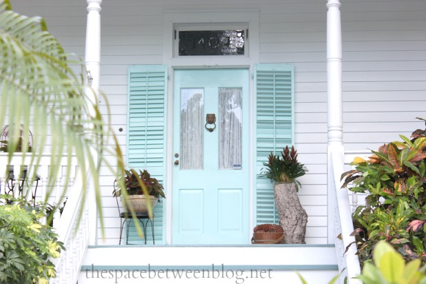 Key West front doors