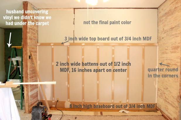 How To Install Board And Batten And What S Next For The