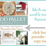 preorder DIY Wood Pallet Projects Book