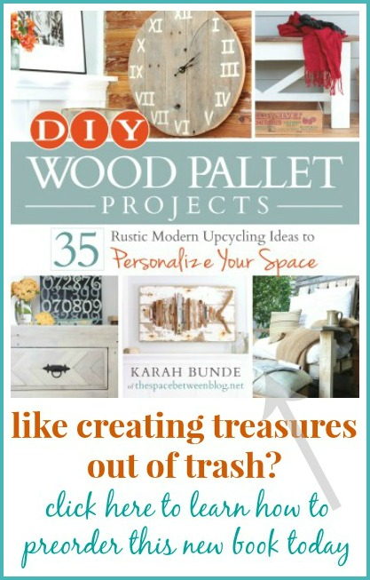 DIY Wood Pallet Projects Book Pre-order