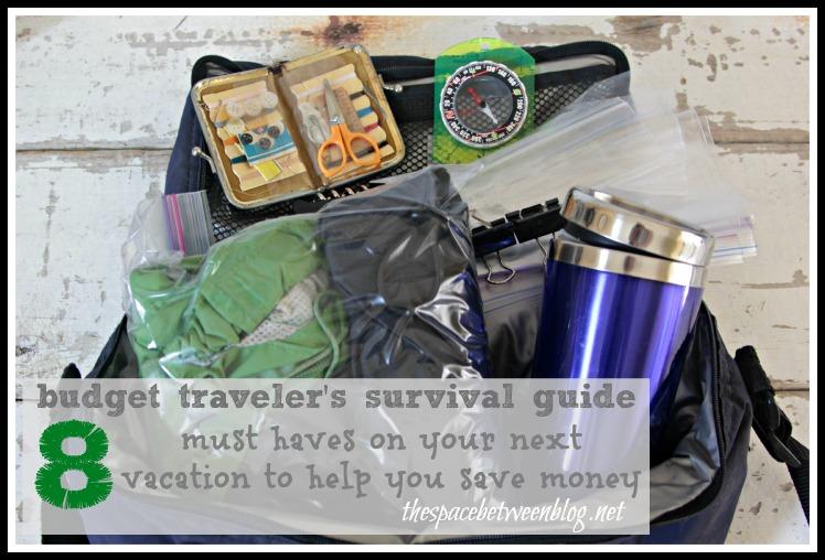 budget traveler's survival guide