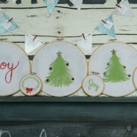 a crafty Christmas {primitive and proper}