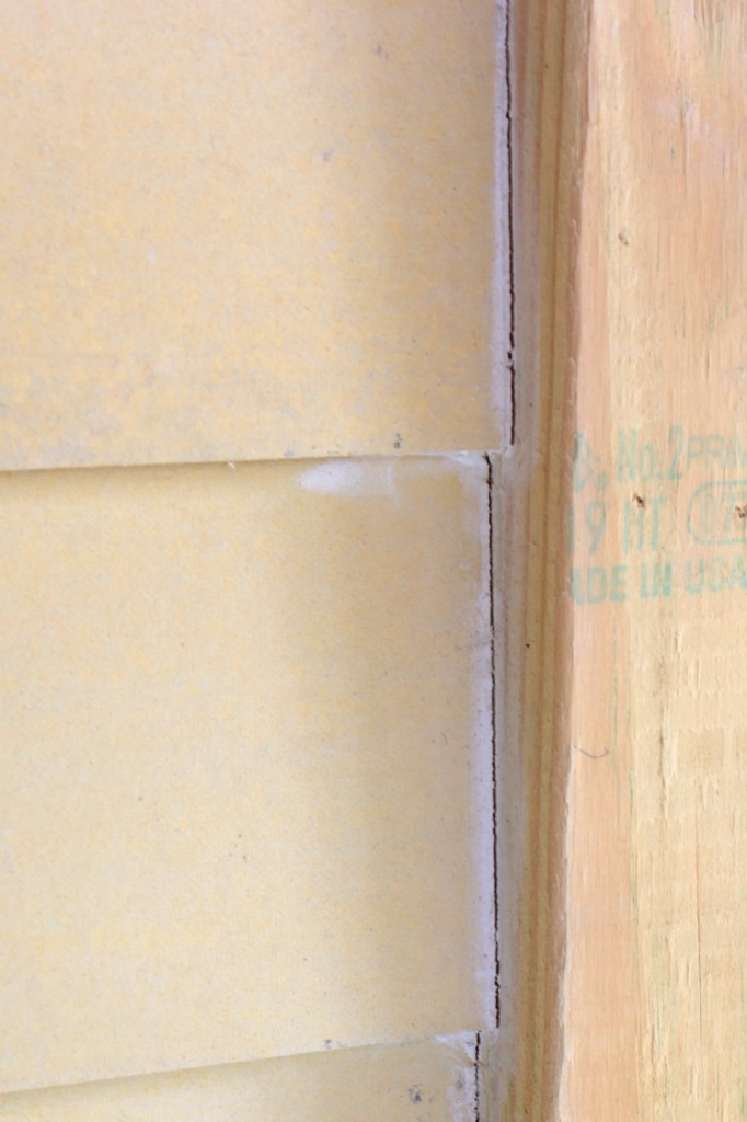 why you should not caulk fresh pressure treated lumber