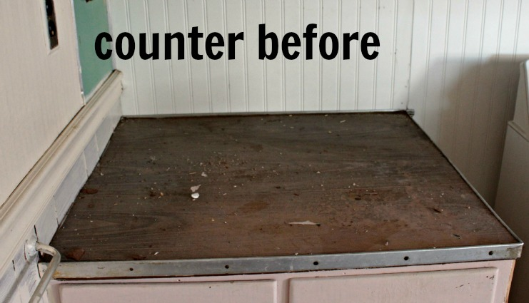 Rustoleum Countertop Paint Application : Alfa img - Showing > Rust-Oleum Countertop Before and After