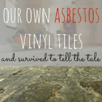 are we worried about asbestos exposure?