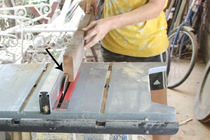 diy reclaimed wood frames