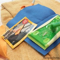 Day #4 – diy swiffer cloths
