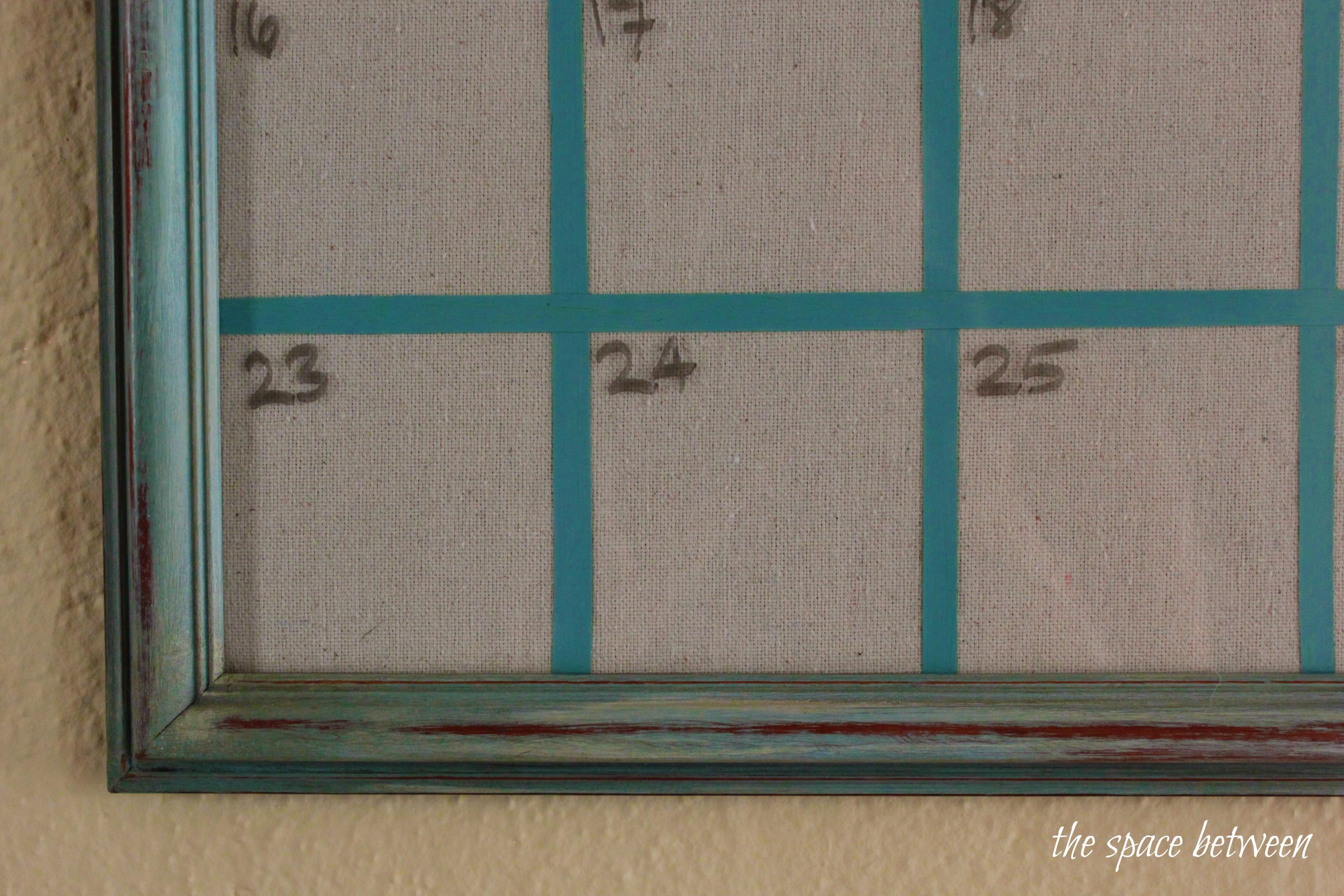 Diy Wall Calendar : Diy wall calendar