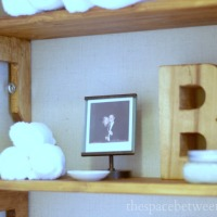 one board wood shelves + 17 one board ideas