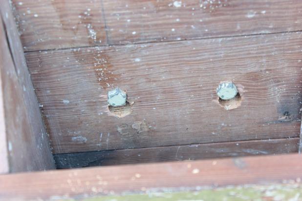 diy wooden mailbox
