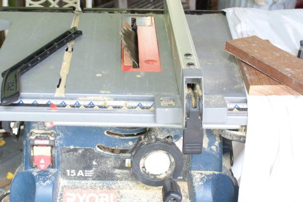 diy wooden mailbox top cuts
