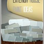 exterior house paint ideas