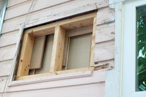 exterior siding repair