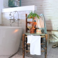 the freestanding tub and wall mount faucet & taking senior pictures in Key West