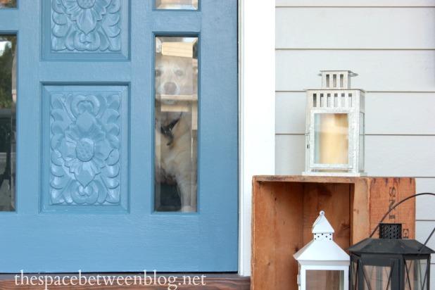installing glass door panels