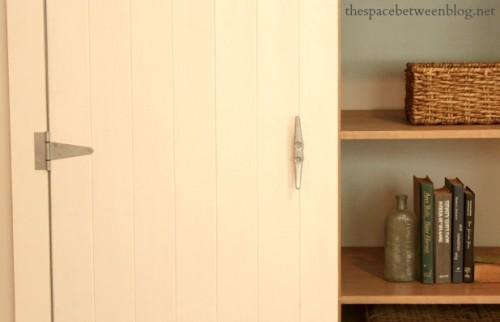 diy wood closet doors