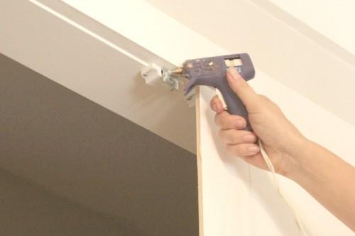 Diy Wood Closet Doors Magnet Closure