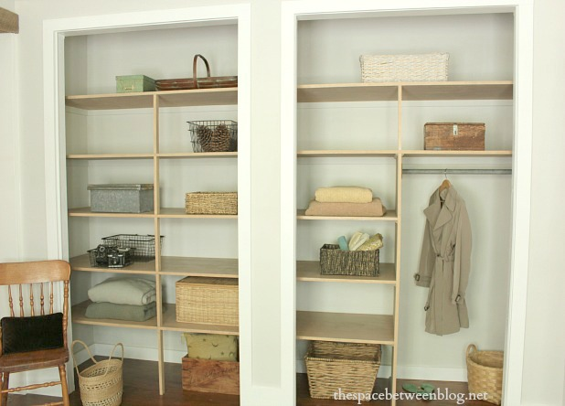 Guest Bedroom Easy Diy Closet 7