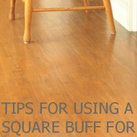 guest bedroom hardwood floor restoration {the square buff sander way}