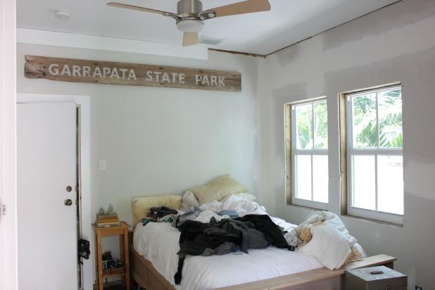 guest bedroom October 2013