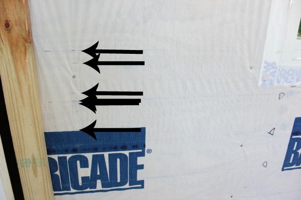 hardiboard siding installation reveal