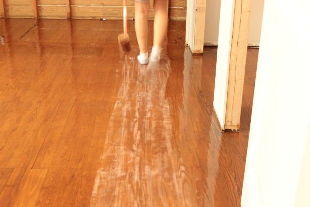 hardwood floor restoration - Hardwood Floor Sanding And Staining Tips And Tricks