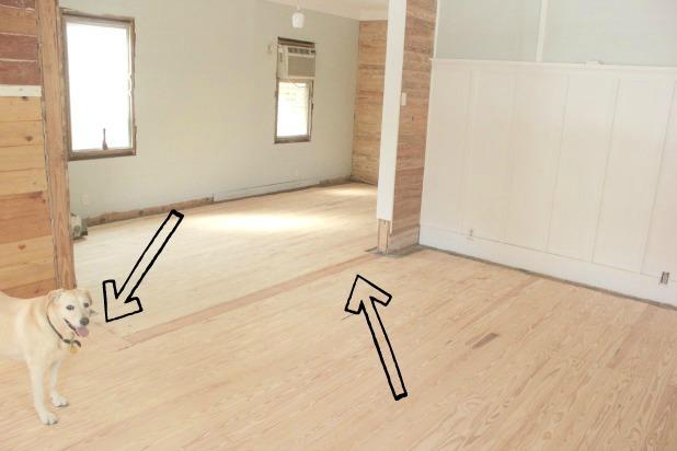 installing new hardwood floors