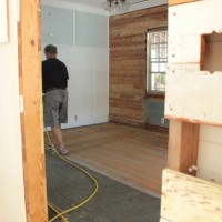 i'm floored {hardwood floor restoration prep part deux}