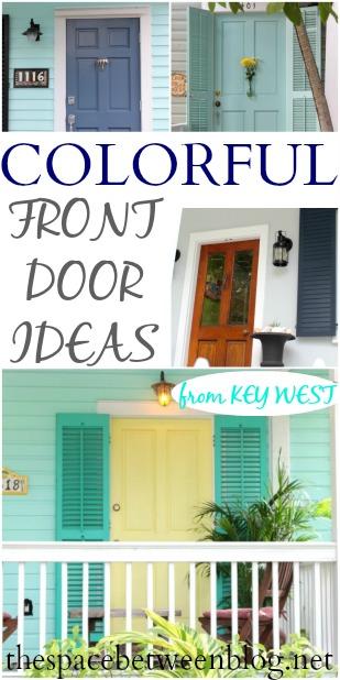 key west front door ideas