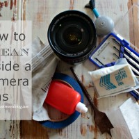 extend the life of your camera lens {lens cleaning from the inside out}