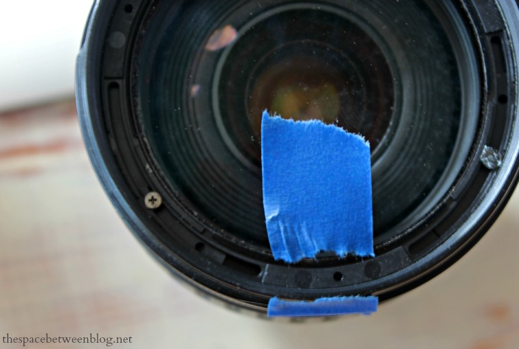 lens cleaning