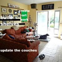 room inspiration {living room ideas}