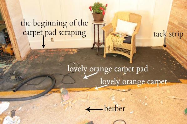 hardwood floor restoration {open letter