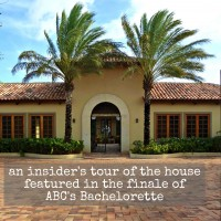 house tour {in curacao} where emily's family met the bachelors