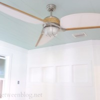 does this ceiling fan make my room look big?