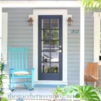 front door colors and using Key West front doors for inspiration