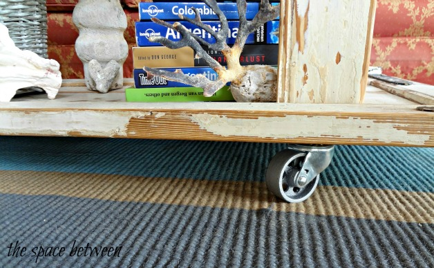 Old Door Upcycle   How To Make A Coffee Table Out Of Old Doors