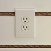 Day #18 – the secret to getting your outlets to sit flush with the outlet cover