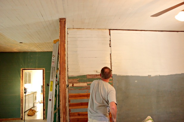 be sure to use primer before you paint over old paint