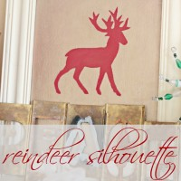 reindeer craft projects {a crafty Christmas link party}