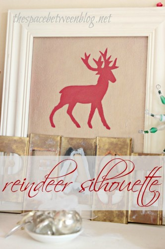reindeer craft projects