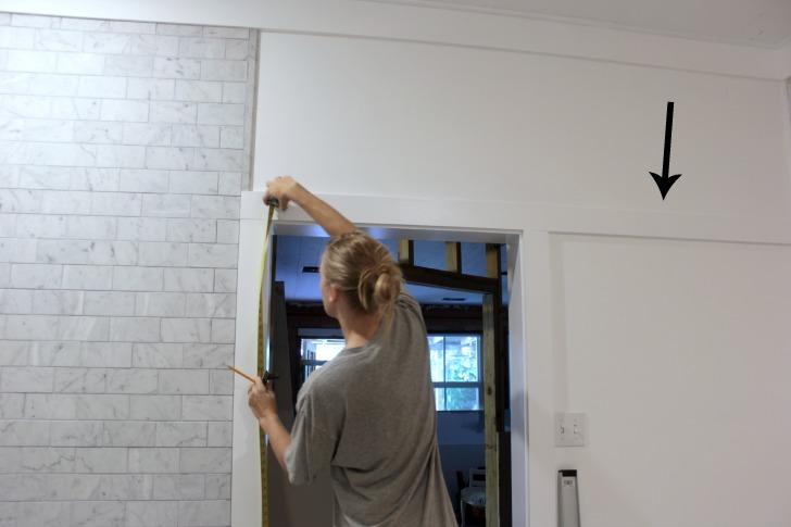 installing rolling door hardware