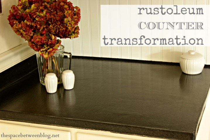 Rustoleum Countertop Paint Tips : The Rust-Oleum Countertop Coating provides a quick and easy countertop ...
